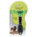 FURminator Deshedding Brush Small Dog Long Hair