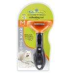 FURminator deShedding Tool Dog Medium - Long Hair