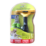 FURminator Deshedding Brush Large Dog Short Hair