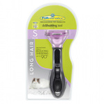 FURminator deShedding Tool Cat - Small - Long Hair