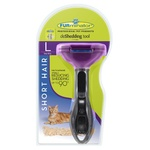 FURminator deShedding Tool Cat Large - Short Hair