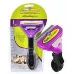 FURminator deShedding Tool Cat Large - Long Hair