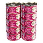 Fish4Cats Tuna Fillet with Prawn 10 x 70g