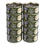 Fish4Cats Tuna Fillet with Seaweed 10 x 70g