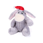 Christmas Plush Donkey - Medium