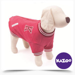 College Red Dog Coat XX-Small 27cm