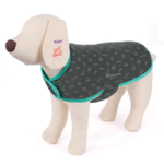 Dog Coat Snuggle Jacket XX-Small 27cm Sketches Pattern