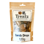 For My Petz Treatz Carob Drops For Dogs 120g