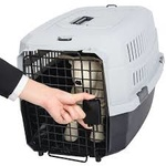 Pet Carrier Deluxe 25""