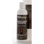 Petway Petcare Black Coats Shampoo 500ml