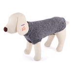 Dog Crew Jumper Dog Coat Grey