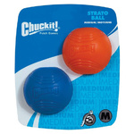 "Chuckit! Strato Ball - Medium 6.4cm (2.5"") 2pk"