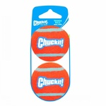 Chuckit! Small Tennis Ball 5cm Diameter - 2 Pack