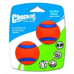 Chuckit! Small ULTRA BALL 5cm Diameter - 2 Pack