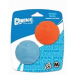 "Chuckit! Fetch Ball - Medium 6.4cm (2.5"") 2 Pack"