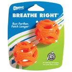 Chuckit! Small Breath Right Fetch Ball 2 pk