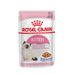 Royal Canin Kitten Instinctive in Jelly 85g