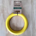 Amiplay Floating Natural Rubber Dog Ring 16cm