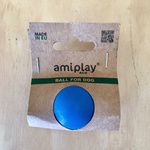 Amiplay Durable Natural Rubber Dog Ball Small 3.7cm