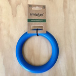 Amiplay Durable Natural Rubber Dog Ring Large 14cm