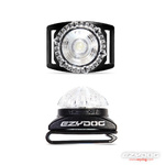 EzyDog Adventure Light - White