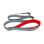 Cortina Dog Lead Red 120cm
