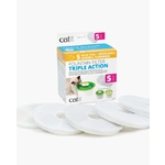 Catit Senses 2.0 Triple Action Replacement Filter (5pk)