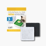 Catit Senses 2.0 Fountain Mini Cartridge (3pk)