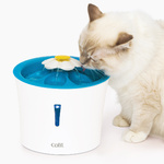 Catit 2.0 Senses Flower Water Fountain 3ltr - with LED Light / Indicator