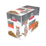 Hill's SD Cat Adult Neutered Salmon Pouches 12 x 85g