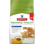 Hill's SD Cat Youthful Vitality Adult 7+ 1.36kg
