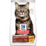 Hill's Science Diet Feline Adult 7+ Hairball Control 2kg