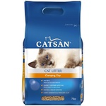 Catsan Litter Ultra Clumping Clay 7kg