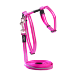 Rogz Alleycat Cat Harness & Lead - XSmall Pink