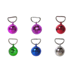Cat Bell Ball Style 15mm Assorted Colours