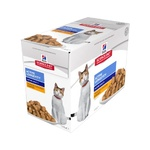 Hill's SD Cat Active Longevity Adult 7+ Chicken 12 x 85g Pouches