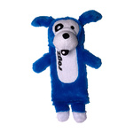 Rogz Thinz Plush Dog Toy Large Blue