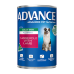 Advance Dog Adult Casserole Lamb 400g