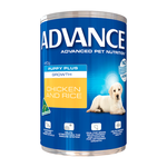 Advance Puppy Plus Growth Chicken Rice 410g