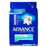 Advance Dog Adult Dental Small Medium Breed 3kg