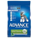 Advance Dog Adult Weight Control Chicken All Breed 2.5kg
