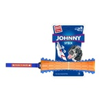 GIGWI JOHNNY STICK (Push to Mute) TRANSPARENT BLUE/ORANGE