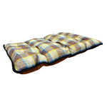 Pet Pillow Dog / Cat Mattress Reversible Tartan