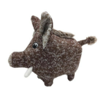Furry Face Cuddlers Wild Boar 18cm