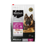 Black Hawk Dog Lamb & Rice 10kg