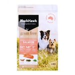 Black Hawk Dog Grain Free Salmon 2.5kg