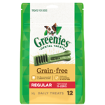 Greenies Grain Free Regular 340g