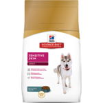 Hill's SD Dog Adult Sensitive Skin 12kg
