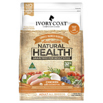 Ivory Coat Dog Adult Chicken with Coconut Oil 2kg