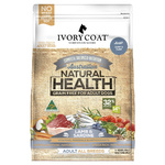 Ivory Coat Dog Adult Lamb & Sardine 2kg